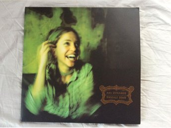 Ani DiFranco - Knuckle Down 2LP