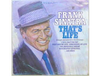 Frank Sinatra-That's Life / LP (Reprise Records - FS-1020)