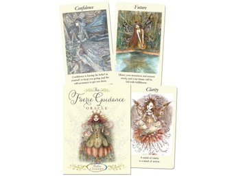 The Faerie Guidance Oracle Kit 9780738719689