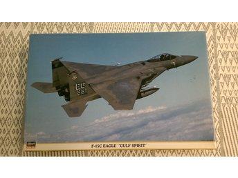 Hasegawa 09591 F-15C Eagle Gulf Spirit i skala 1/48 - Linköping - Hasegawa 09591 F-15C Eagle Gulf Spirit i skala 1/48 - Linköping