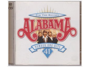 ALABAMA    FOR THE RECORD       2CD