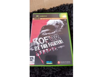 Kof 02 king of fighters 2002 xbox