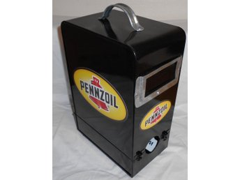 Pennzoil bag in box ord 299 Nu199:-
