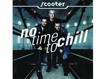 CD -Scooter ‎– No Time To Chill