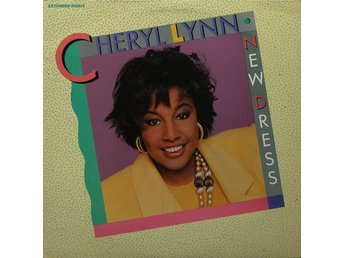 "Cheryl Lynn – New dress (Manhattan 12"")"