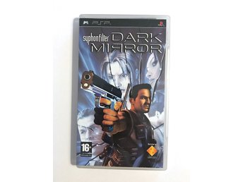 Syphon Filter: Dark Mirror – spel till Playstation Portable, PSP
