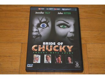 Bride Of Chucky - Den Onda Dockan 4 - 1998 - DVD
