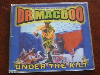 Dr. Macdoo - Under the kilt CD Single