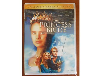 Princess bride (inplastad)