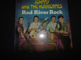 Johnny And The Hurricanes - Red river rock - LP -