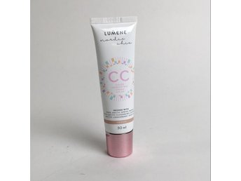 Lumene, CC-cream, Medium, Strl: 30ml