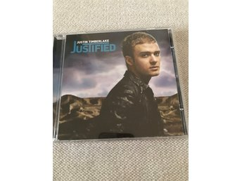 CD Justin Timberlake, Justified