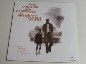 A PERFECT WORLD (Laserdisc) Kevin Costner