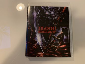 Blood Beat (Vinegar Syndrome, US Import, Regionsfri)