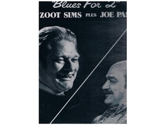 Zoot Sims: w Joe Pass Blues for 2 PABLO LP 2310-879
