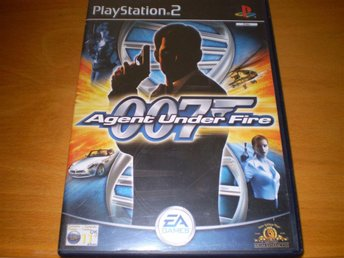 PlayStation 2,Agent 007.
