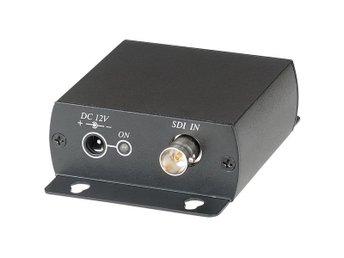 Signalförstärkare, HD-SDI förlängare, BNC - BNC, RS485, svart - Höganäs - Signalförstärkare, HD-SDI förlängare, BNC - BNC, RS485, svart - Höganäs