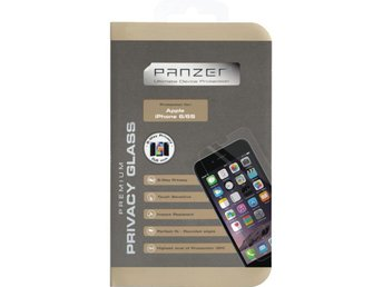 Panzer Tempered Glass Privacy iPhone 6/6S