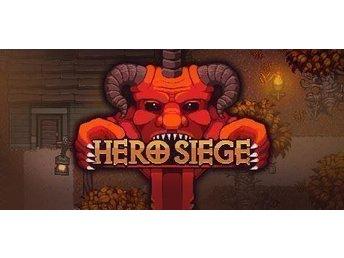 Pc spel: Hero Siege (Steam) - Heby - Pc spel: Hero Siege (Steam) - Heby