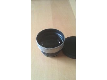 Raynox DCR-1850 Pro, Pro-Telephoto Conversion Lins