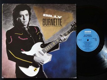 BILLY BURNETTE (EX)  – Brother To Brother / Vinyl LP Sweden 1988 / Fleetwood Mac