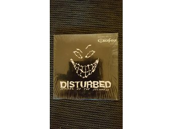 Rare - Disturbed - Summer Of The Sickness - CD-Maxi - Live från Ozzfest 2000