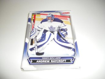 UD Victory 07/08 #54 Andrew Raycroft - Toronto Maple Leafs