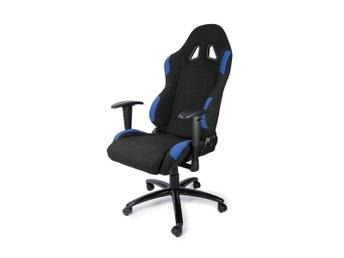 AKRacing Gaming Chair - Svart / Blå - Solna - AKRacing Gaming Chair - Svart / Blå - Solna