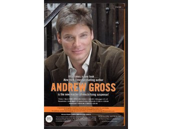 Andrew Gross - Dont look twice - Uncorrected proof (På eng)