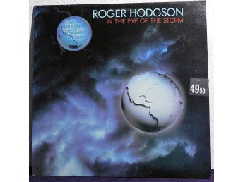 Roger Hodgson – In the eye of the storm - Analogt album