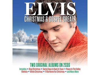 Presley Elvis: Christmas & Gospel greats 1957-60 (2 CD)