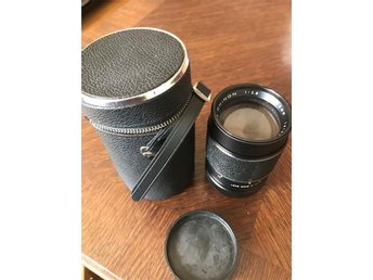 Lens,Auto Chinon 1:2,8,F=135 mm 101569
