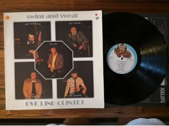 Ove Lind Quintet, Swing and Sweat