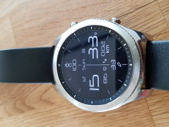 Samsung Galaxy Gear S3