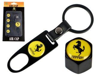 Ventilhattar Ferrari 4st + nyckelring s.. (319416548) ᐈ Inkbuddy på ... 2a598980d8650