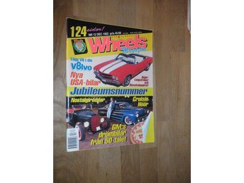 Wheels Magazine - Nr 12 - 1992