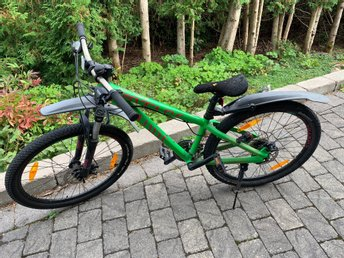 Scott Voltage YZ 30. 24 växlar