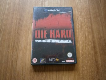 Die Hard - Vendetta - GAMECUBE