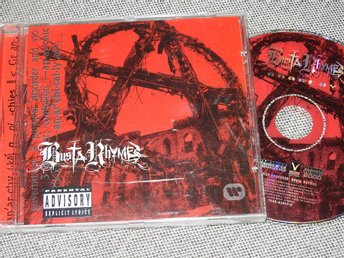 Busta Rhymes Anarchy CD