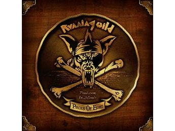 Running Wild -Pieces Of Eight 1984-1994 S/S 9 disc BOX