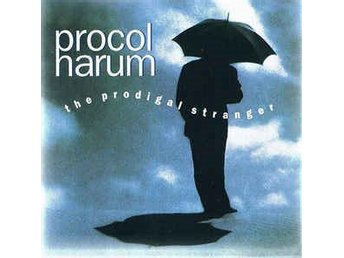 Procol Harum - The Prodigal Stranger LP / BMG 1991