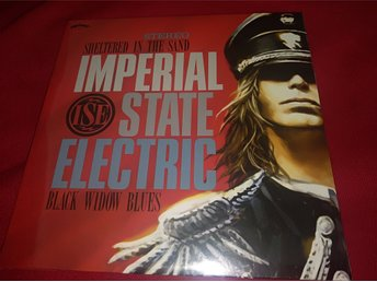"Imperial State Electric - sheltred in The sand 7"" Inplastad (Hellacopters ISE"