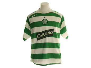 CELTIC FC HOME champions Scotland Premiership Nike Fotboll MEDIUM - Nytt