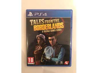 Tales from the Borderlands - Playstation 4