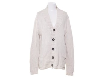 Boss Orange, Cardigan, Strl: S, Beige
