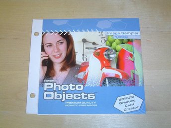 PHOTO OBJECTS TILL PC CD-ROM *NYTT*