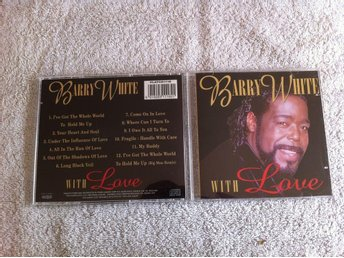 Barry White - With love