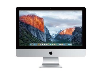"Apple iMac 21.5"" - i5 1.6Ghz / 8GB / 1TB / Intel Iris Pro 6000"