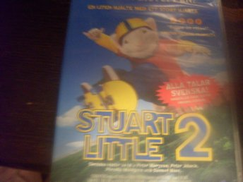 DVD-film: Stuart Little 2