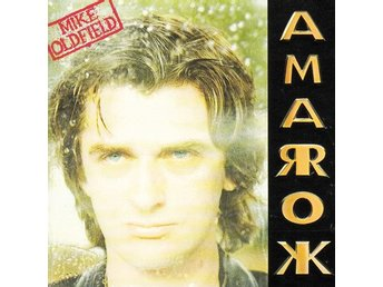 Mike Oldfield, Amarok (CD)